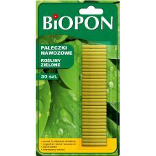 Pałeczki nawozowe rośliny zielone 30 szt.
