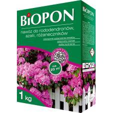 Nawóz granulowany do rododendronów, azalii i różaneczników