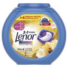 Lenor Golden Orchidee 3w1 Kapsułki do Prania 54+4 sztuki
