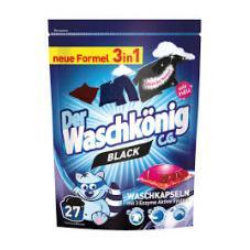 Waschkonig Black Kapsułki do Prania 27 sztuk