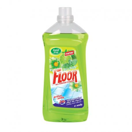 Floor do Podłóg Limonka & Mięta 1,5L