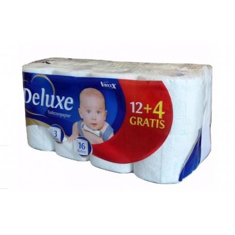 Papier Delux 16 rolek
