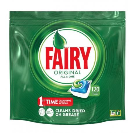 Fairy All in One 120 szt.
