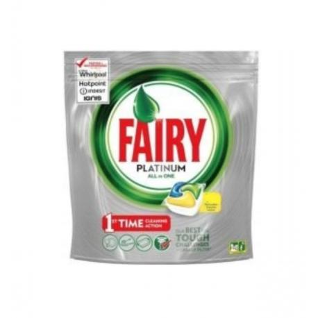 Fairy Platinum Lemon 72 szt.