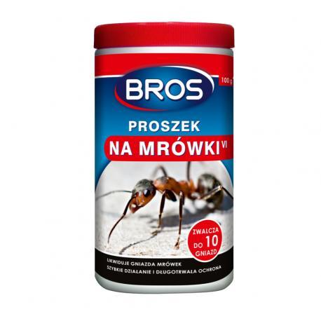 Proszek na mrówki 100g i 250g