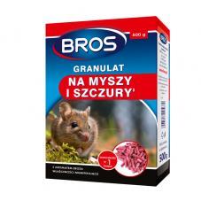 Granulat na myszy i szczury 250g