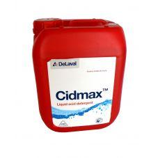 Cidmax 5L Delaval kwaśny preparat do mycia i dezynfekcji