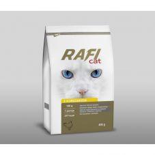 Karma sucha RAFI CAT z kurczakiem 400 g