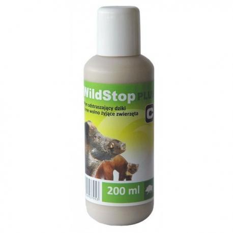 Wild Stop Plus 200ml Odstraszacz Dzikiej Zwierzyny