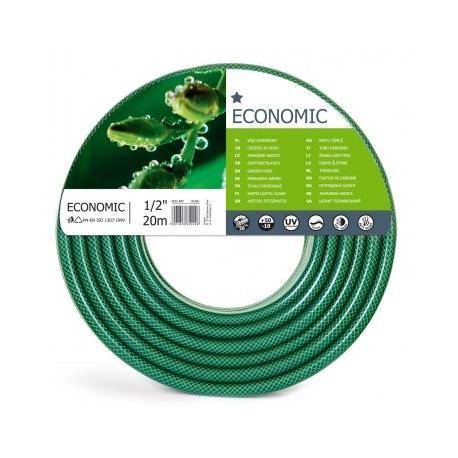 """Wąż ogrodowy ECONOMIC 1/2"""" 20m"""