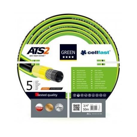 """Wąż ogrodowy GREEN ATS2™ 3/4"""" 20m"""
