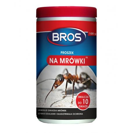 Proszek na mrówki
