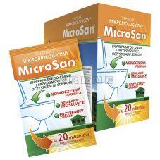 Microsan preparat do szamb i oczyszczalni ściekow 10g