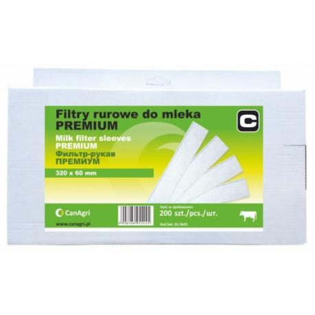 Filtr rurowy Premium