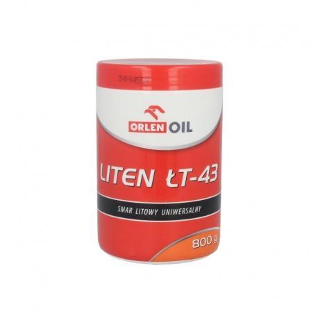 Orlen Liten ŁT-43 smar litowy uniwersalny 800g