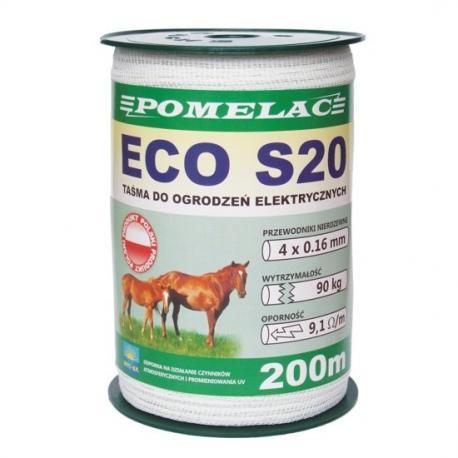 Taśma Eco S20 - 200m
