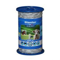 Plecionka Blanfor biała - 200m
