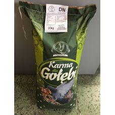 """Mieszanka dla gołębi """"DN"""" drobne nasionka 20kg"""