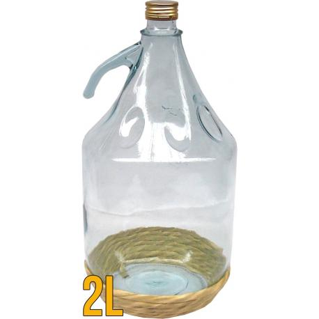 Balon Dama w splocie 2L