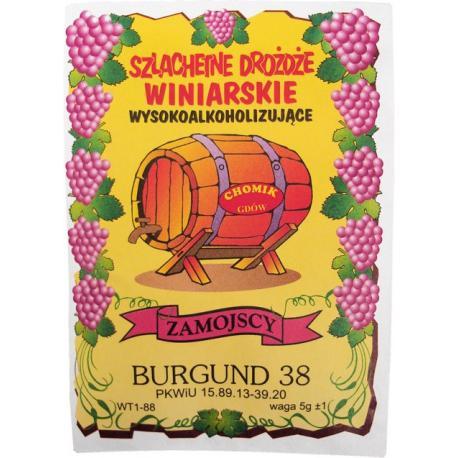 Szlachetne Drożdże winiarskie