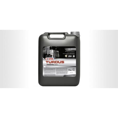 Olej Turdus Powertec 3000 10w-40 17kg